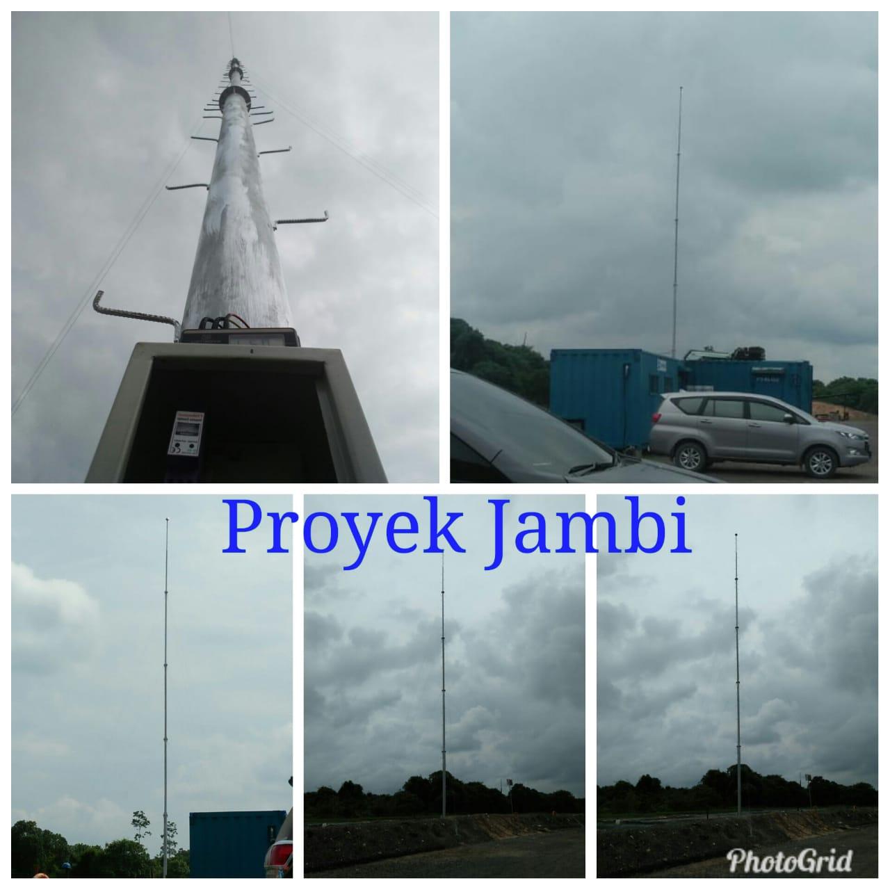 Proyek Jambi