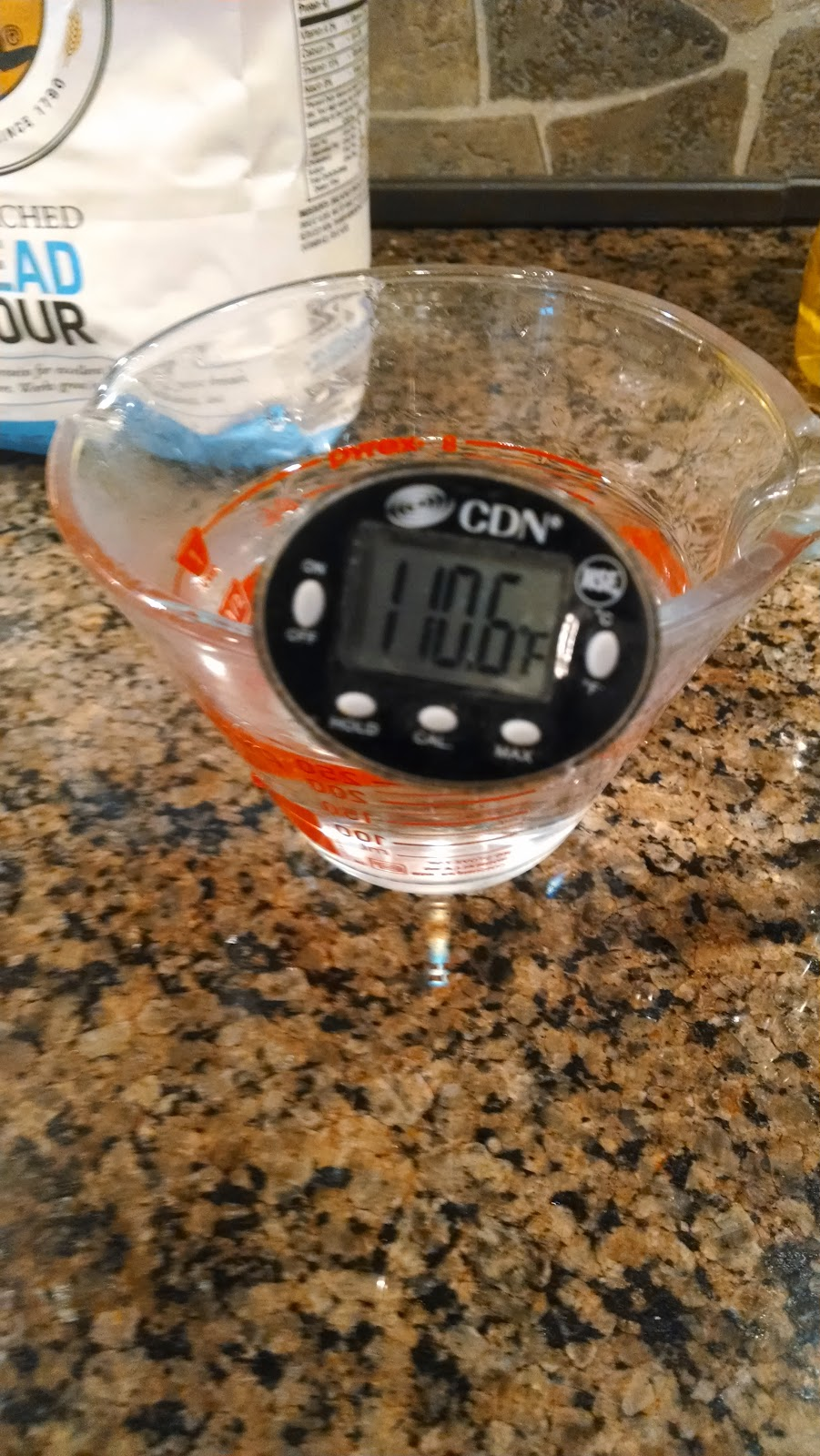 Water Temp to Rehydrate Yeast