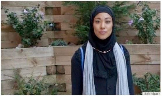 Kisah Peninju Wanita Cantik Dari Jepun Memeluk Islam