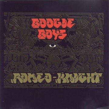 Boogie Boys – Romeo Knight (CD) (1988) (320 kbps)