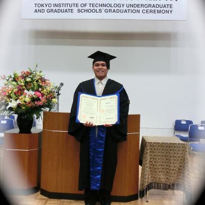 the dlsu ce department tokyo tech partnership bore a phd graduate in the person of dr william hong bsce id 101 william hong was the outstanding civil