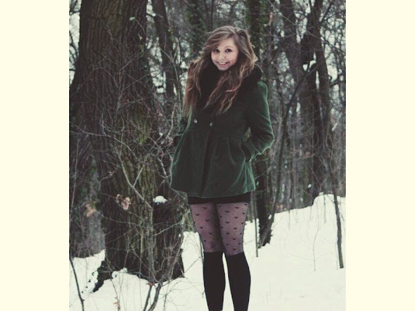 |OUTFIT| Snowy Forest