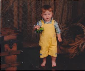 young Benjamin