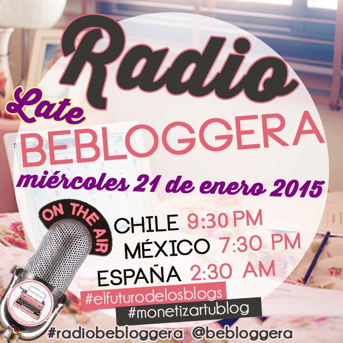 #Radiobebloggera: Cómo monetizar tu blog en #elfuturodelosblogs