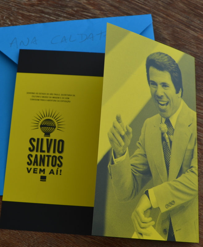 Exposição Silvio Santos