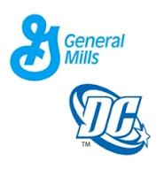 General Mills & DC Logo