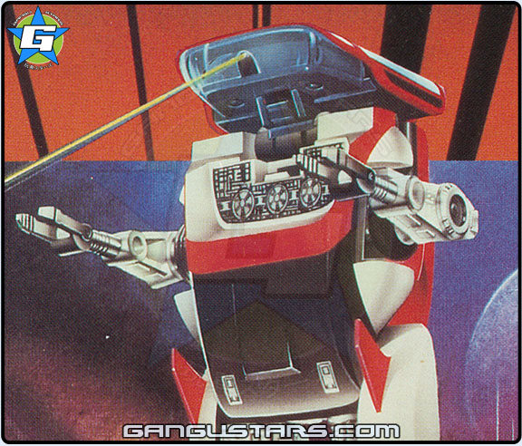 Gobots Bandai Japanese Robots robots マシンロボ www.gangustars.com
