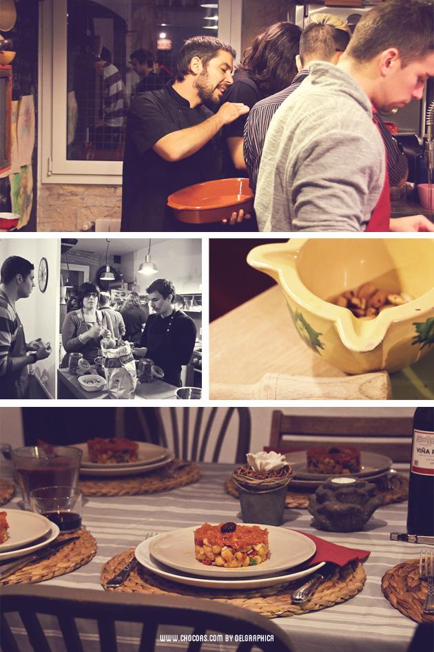 taller cocina #trip4real