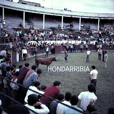 ANTIGUA PLAZA DE TOROS HONDARRIBIA