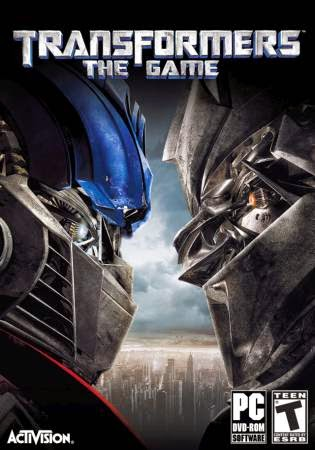 Download Transformers The Game RIP PC Game