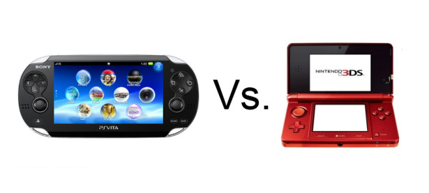 PS Vita, Sony, PS3, Nintendo, Nintendo 3DS, Gaming, Console War, Consoles, Handheld Gaming, Video Games, Article, Future Pixel, Gaming Predictions