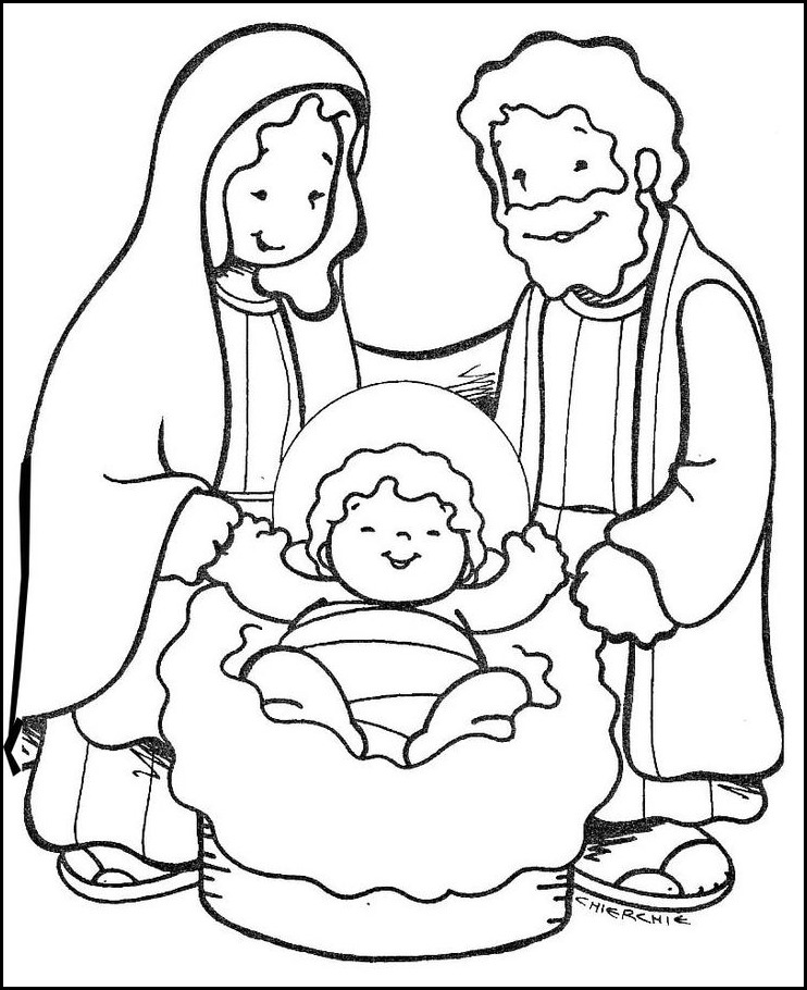 Tarjetas de navidad: Imagenes de navidad para colorear