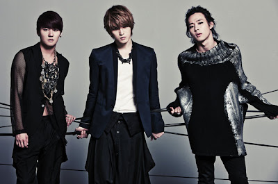 Boyband JYJ Boyband Korea Paling Populer