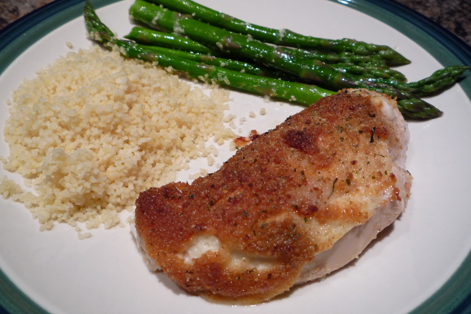 The Busy Moms 39 Recipe Box Parmesan Crusted Chicken