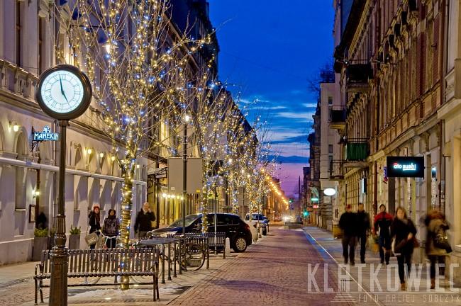 Łódź: świątecznie