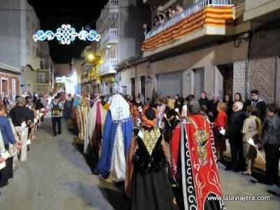 Fiestas Moros Cristianos Campello, Alicante