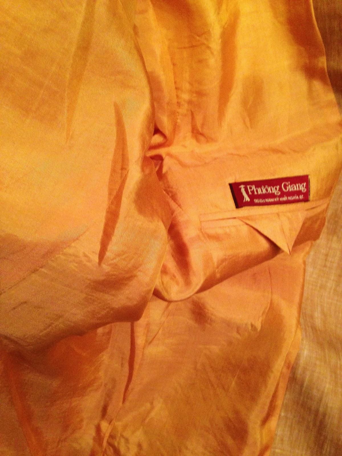 Anzug schneidern saigon