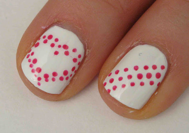 valentine's day nail design ideas