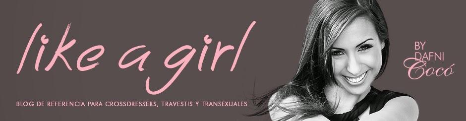 LIKE A GIRL  /  by Dafni Cocó