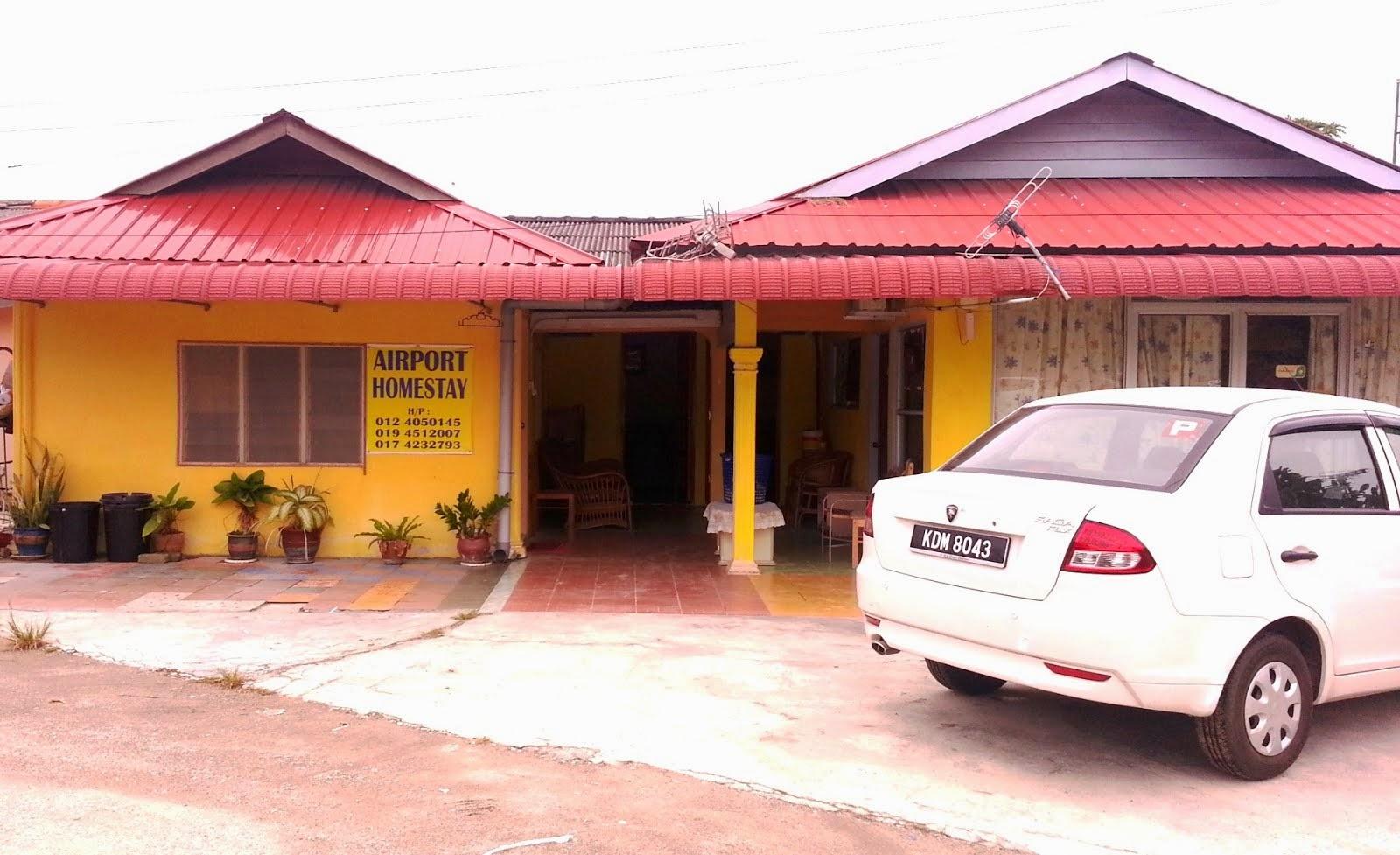 LANGKAWI AIRPORT HOMESTAY / INAPAN
