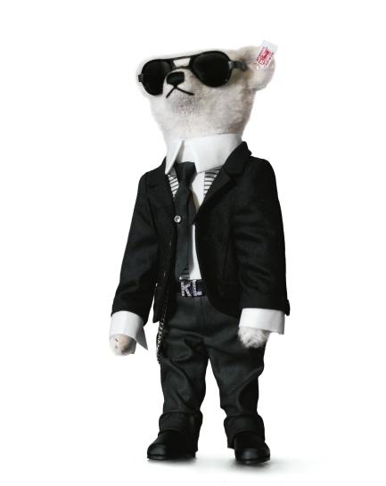peluche, doudou, nounours Karl Lagerfeld