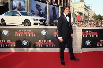 """Παγκόσμια Πρεμιέρα του """"Mission: Impossible – Rogue nation"""" στην Κρατική Όπερα της Βιέννης"""