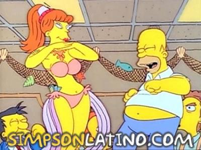 Los Simpson 1x10