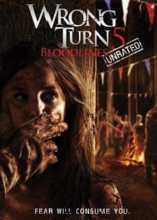 Korku Kapanı 5 – Wrong Turn Bloodlines 5 izle
