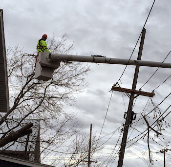 Numerous Outages Bring Crews Out
