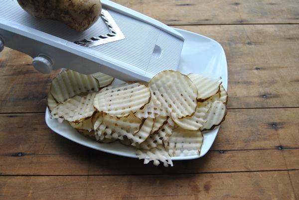 waffle fries cutter  eBay