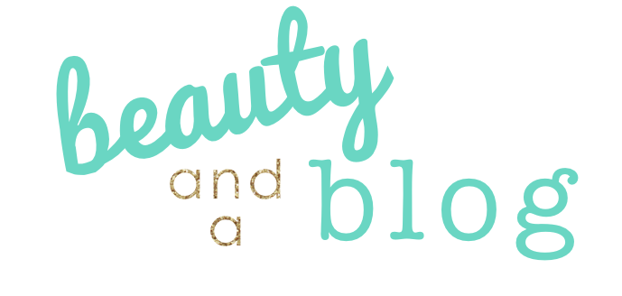 beauty & a blog