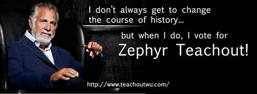 The Facebook Posts are Way Better for Zephyr
