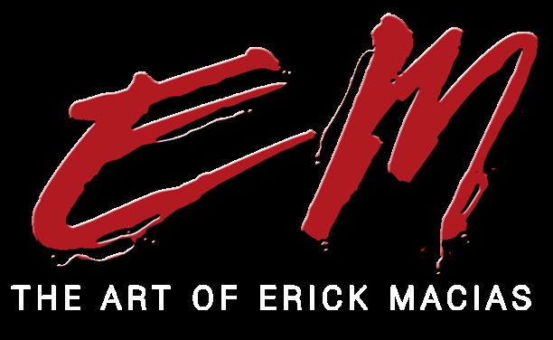 The Art Blog of Erick Macias