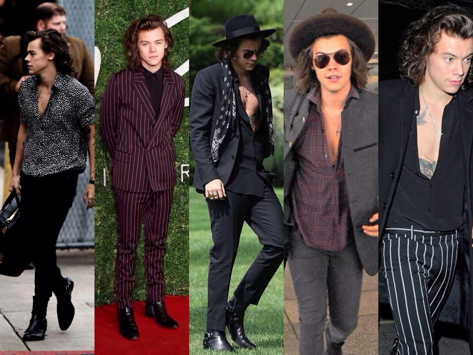 Harry Styles A Fashion Icon Who Breaks The Rules