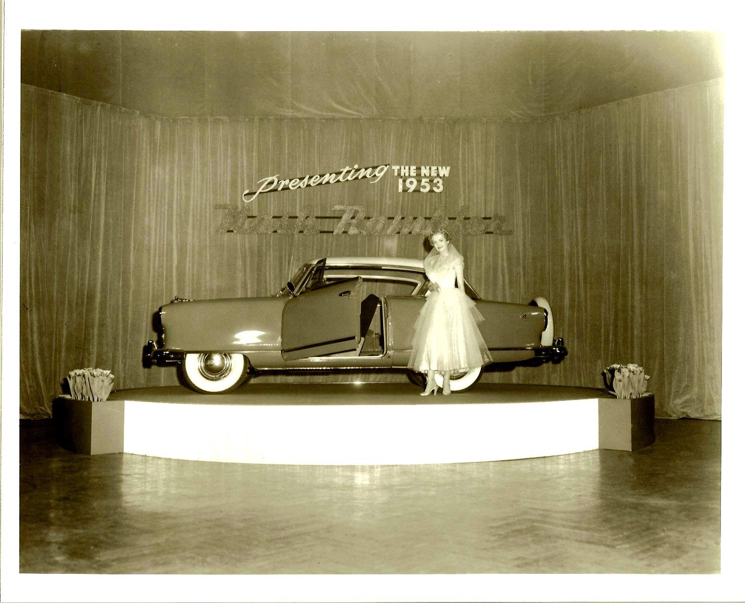 1953 Nash Rambler