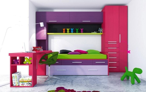 Elegant and vintage como decorar una habitaci n juvenil - Decorar habitacion juvenil femenina ...