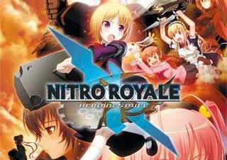 Download Game Nitro Royale Heroines Duel For PC 100% Work