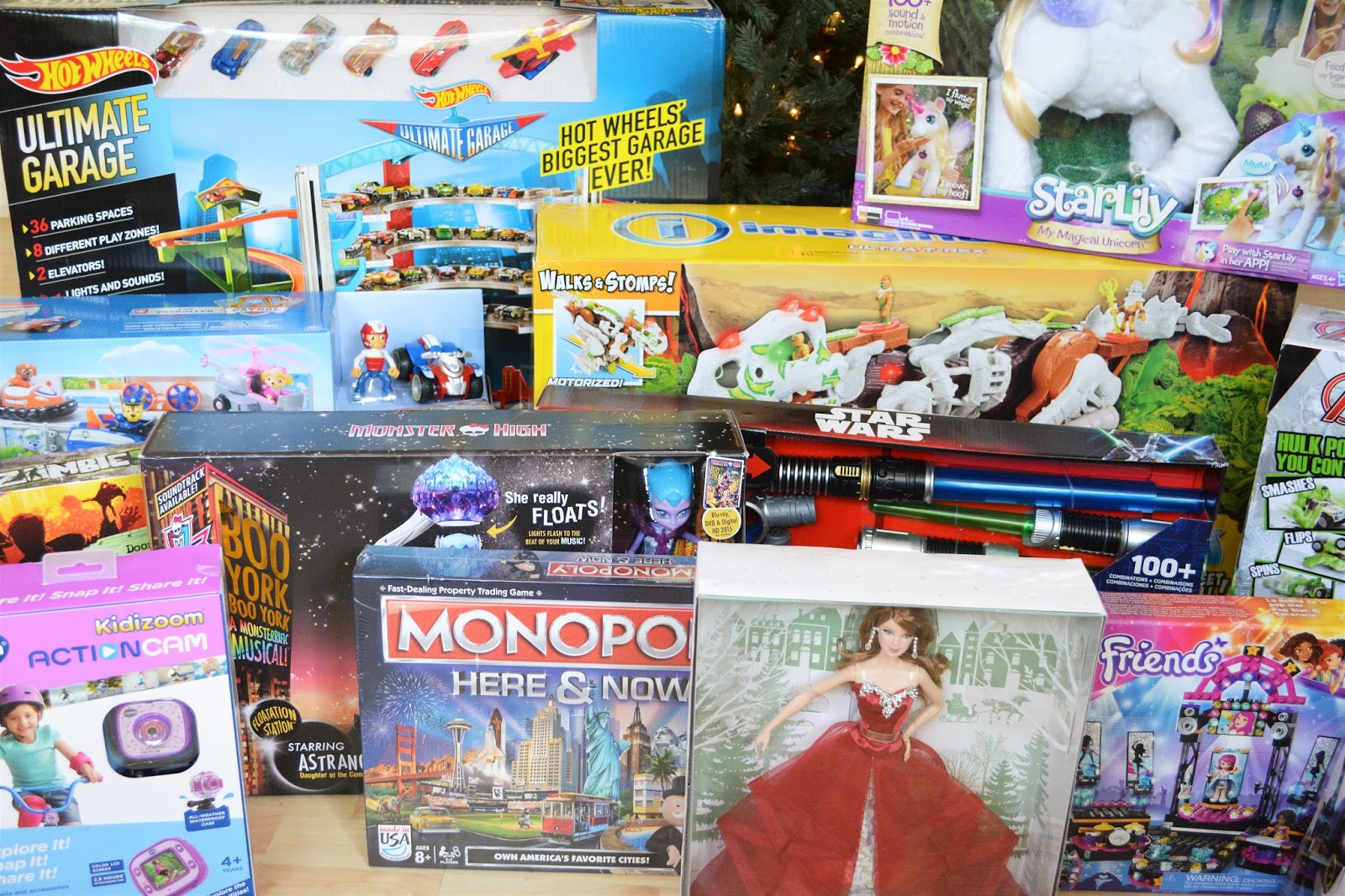 Toys We Got For The Holidays : Life with boys holiday toy gifting just got easier