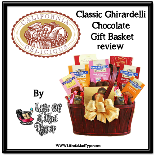 California Delicious Gift Baskets. The perfect basket for every occasion. Review