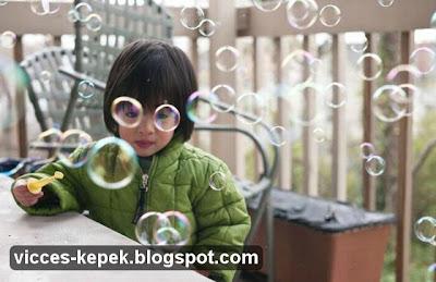 szappanbuborék képek