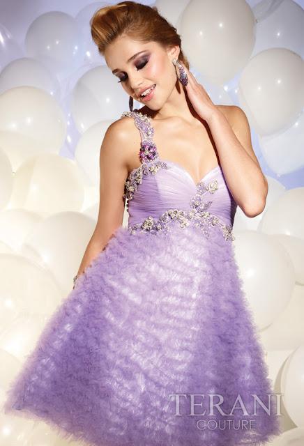 Vestidos cortos de fiesta terani 2012 36 - Gen� K�z Abiye Modelleri