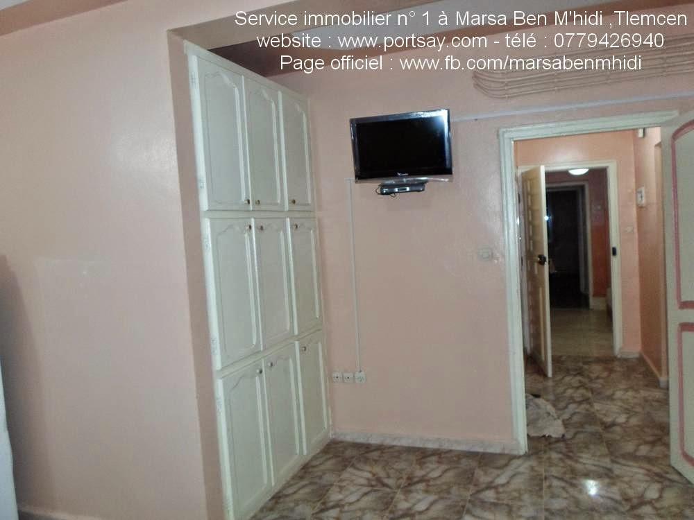 h tel vendre 12 appartements marsa ben mhidi port say. Black Bedroom Furniture Sets. Home Design Ideas