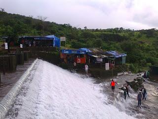 bhushi water fall