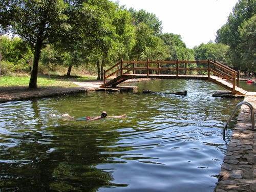 El arte de la naturaleza piscinas naturales - Piscinas naturales badajoz ...