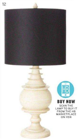 "Pagoda Lamp ""Barbara Cosgrove Lamps"""