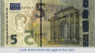новые 5 евро