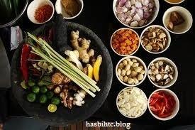 Delapan Bumbu Dapur Berkhasiat Baik Untuk Kesehatan