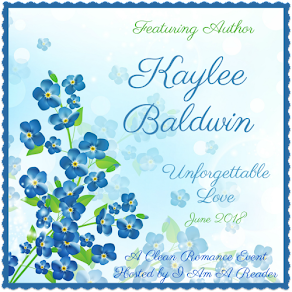 Unforgettable Love featuring Kaylee Baldwin – 6 June