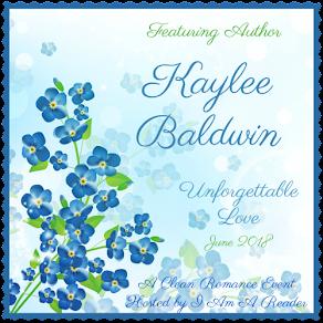 Unforgettable Love featuring Kaylee Baldwin – 6 June