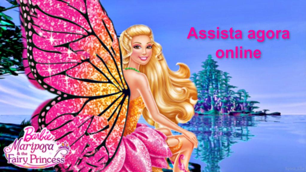 Mundo rosa da <b>Barbie</b>: <b>Barbie Butterfly</b> e a <b>princesa</b> fairy 2014